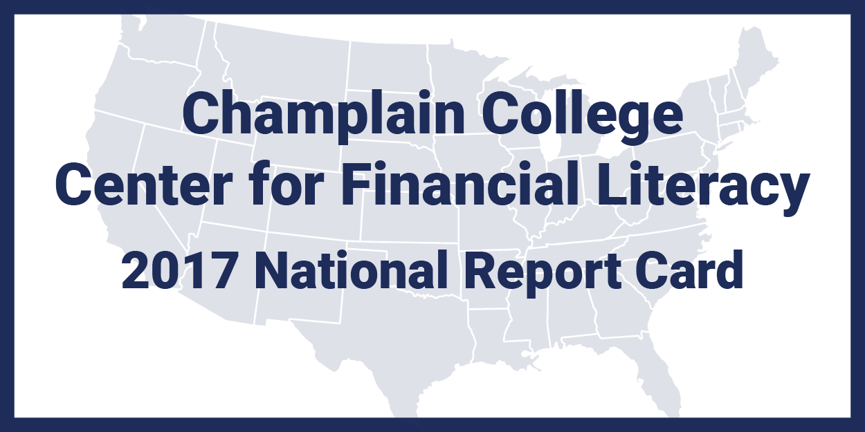 Champlain College 2017 National Report Card